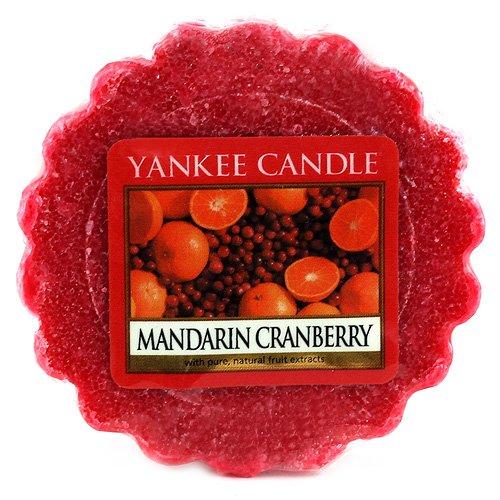 Mandarin Cranberry Yankee Candle (YANKEE CANDLE 1124 Duftwachstarts f¿r Lampen Mandarine & Cranberry)