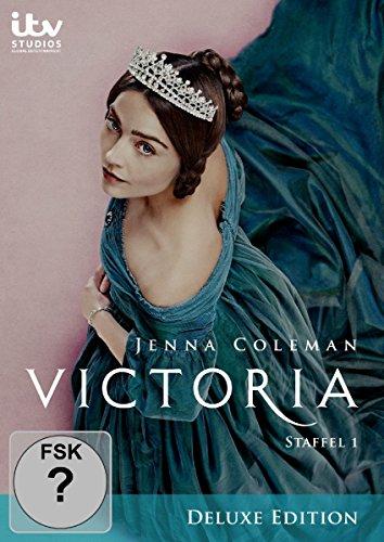 Victoria - Staffel 1 - Limitierte Deluxe Edition [4 DVDs]