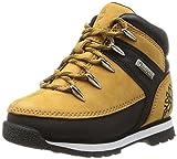 Timberland Kids Euro Sprint Hiker Chukka Boots, Gelb (Weizenfarben), 25 EU