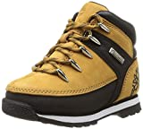 Timberland Kids Euro Sprint Hiker Chukka Boots, Braun (Wheat), 39 EU