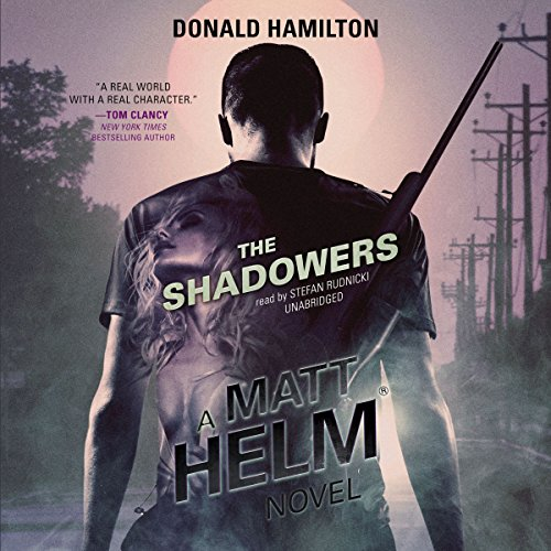 The Shadowers  Audiolibri