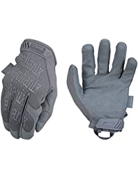 Mechanix Wear - Original Wolf Grey Gants (Medium, Gris)