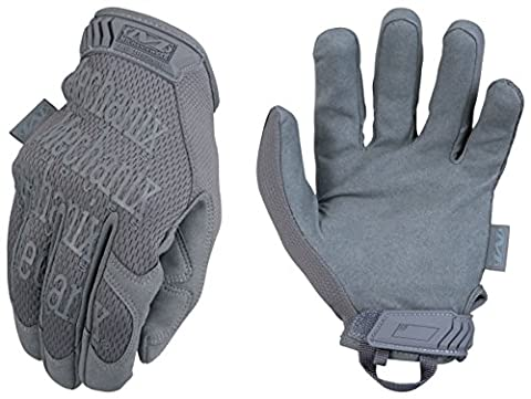 Mechanix Wear - Original Wolf Grey Gants (Medium, Gris)