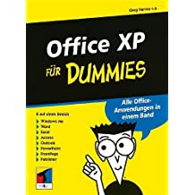 Office XP Fur Dummies (Für Dummies)