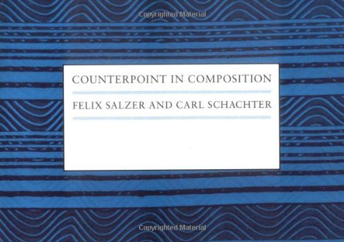 Counterpoint in Composition: The Study of Voice Leading by F Salzer (30-Aug-1989) Paperback