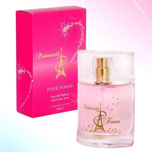 Charrier Parfums - Parfum Femme Charrier 'Mademoiselle France' 30ml
