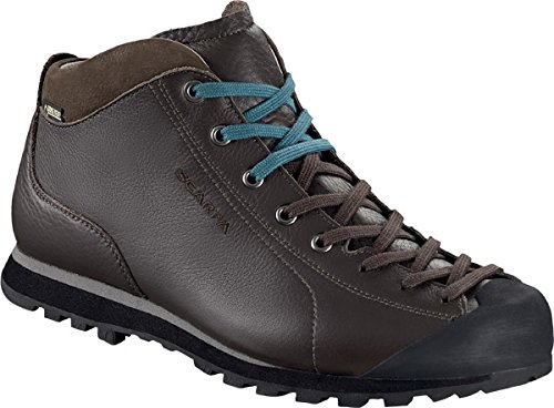 Scarpa Mojito Basic Mid GTX Approachschuhe dark brown