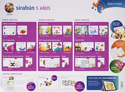 Sirabun- 5 años - 9788414002667 por Rosa María Iglesias Iglesias