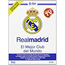 Historia Real Madrid [DVD]