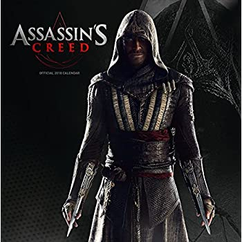 Assassin's Creed Official 2018 Calendar - Square Wall Format