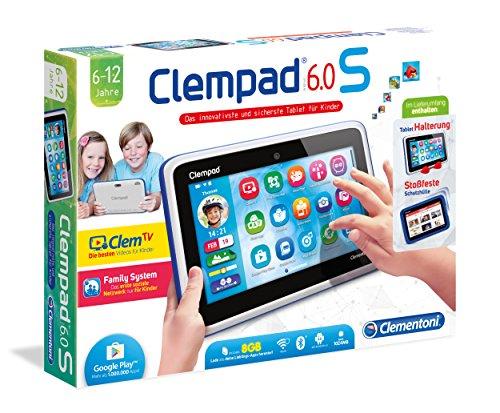 Preisvergleich Produktbild Clementoni 69276.7 - Clempad 6.0 S Tablet, 8GB, 7 Zoll