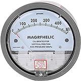 Série 2000 0-500Pa 100KPa Magnehelic Gage DE PRESSION DIFFERENTIELLE