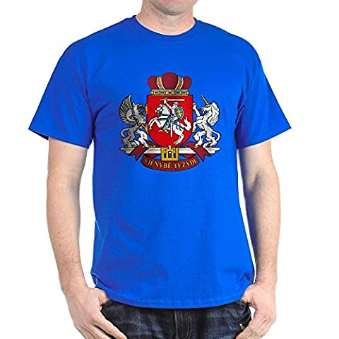 CafePress - Lithuania Coat Of Arms - 100% Cotton T-Shirt