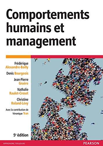 Comportements humains et management 5e dition