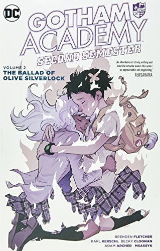nd Semester Vol. 2: The Ballad of Olive Silverlock (Filme Monster High De Halloween)