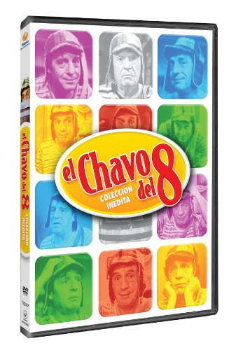 Preisvergleich Produktbild Chavo Del 8: Coleccion Inedita (5pc) / (Ltd) [DVD] [Region 1] [NTSC] [US Import]
