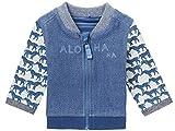 Noppies Baby-Jungen Strickjacke B Cardigan Sweat Rev DRO, Blau (Indigo Blue C146), 68