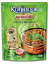 Kohinoor Xpress Eats, Ready-to-Eat Choley Masala, 300g Microwave Pack