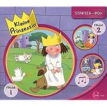 Kleine Prinzessin - Starter-Box 1 (Folgen 1 + 2 + Liederalbum)