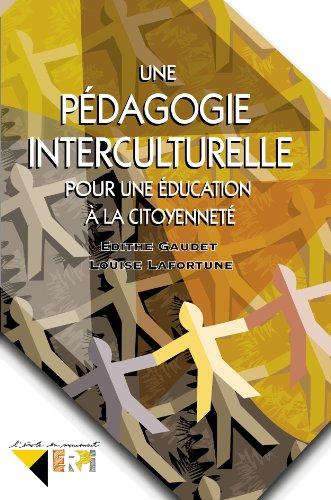 Une pédagogie interculturelle : Pour une éducation à la citoyenneté