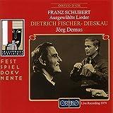 Schubert : Lieder, Salzburg 1979
