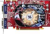 MSI ATI RX3650 T2D512 OC PCX Grafikkarte PCI-E 512MB DDR3 TV-Out DVI