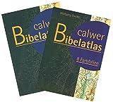 Kombi-Paket: Calwer Bibelatlas (gebunden) und 8 Farbfolien -