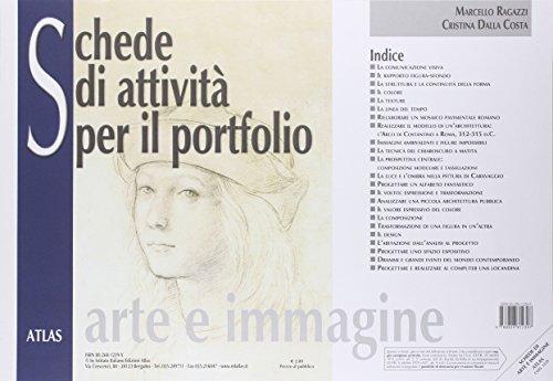Itinerari di arte e immagine. 24 schede di attività in formato A3. Per il biennio