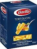Barilla Pasta Tortiglioni, Pasta Corta di Semola di Grano Duro, I Classici, 500 g