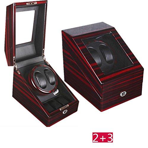2017 / Premium Uhrenbeweger Uhrenbox eine Uhr mit Automatische Watch Box automatische Uhren?Schweigsam Motor?Mabuchi Motors WB6935 , #13 (Mabuchi Motor Winder)
