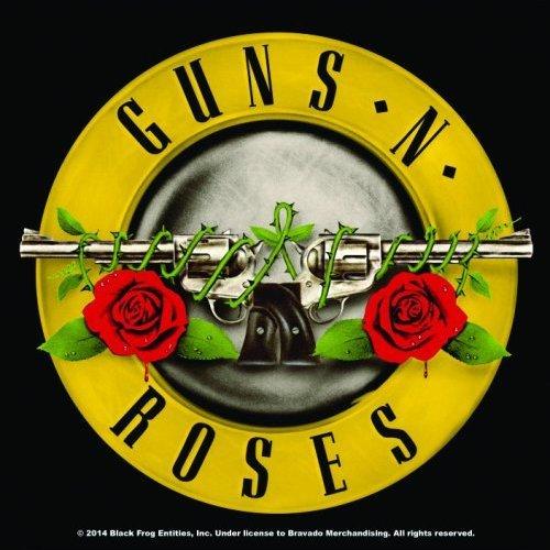 Guns N Roses Bullet Individual Coaster