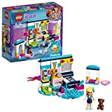 #1: Lego Friends Stephanie's Bedroom Building Blocks for Girls 6 to 12 Years (95 pcs) 41328