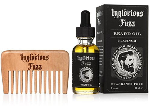 beard-oil-with-beard-comb-by-inglorious-fuzz-beard-growth-beard-hair-skin-conditioner-fragrance-free