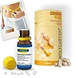 HOMEDA GOMEDA komplett Set • hCG-Diät-Kapseln und Globuli • Globuli und Nahrungsergänzungsmittel inkl. Vitaminen und Mineralstoffen für Deine 21-Tage-Stoffwechselkur und andere Diäten