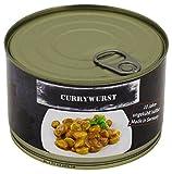 MFH Currywurst Vollkonserve, 400 g, 7% Mwst.