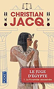 """Afficher """"Le Juge d'Égypte n° 1<br /> La Pyramide assassinée"""""""