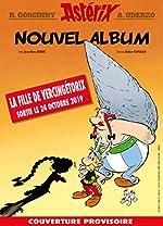 Astérix - La Fille de Vercingétorix - n°38 - Artbook de Goscinny/Uderzo