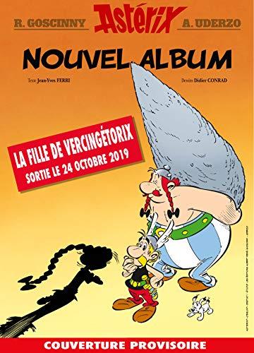 Astérix - La Fille de Vercingétorix - n°38 par  René Goscinny, Albert Uderzo, Jean-Yves Ferri, Didier Conrad
