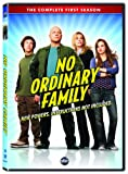 No Ordinary Family: Season 1 [Import USA Zone 1]