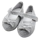 Best Vovotrade Livres Pour Bébés filles - Vovotrade® Chaussures Poupée De Paillettes Habillent Chaussure Notre Review