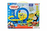 #9: Happy GiftMart Thomas and friends Thomas Train Roller Coaster Train Set With a Complete 360 Degree Loop for kids.