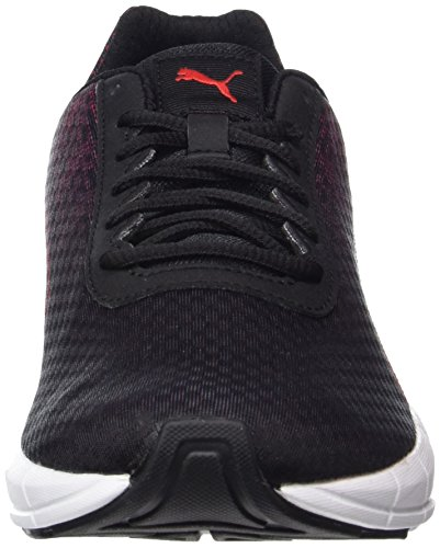 Puma Comet, Chaussures Multisport Outdoor Homme Rouge (Toreador-black)
