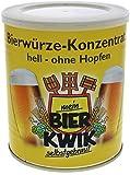 Bierwürze Konzentrat für helles Bier, ungehopft, 1 Kg