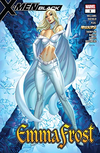 X-Men: Black - Emma Frost (2018) #1 (X-Men: Black (2018)) (English Edition) - Emma Frost Von X-men