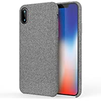custodia iphone x gialla