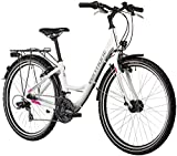 Vermont Chester Wave Lady white glossy 2018 Jugendfahrrad