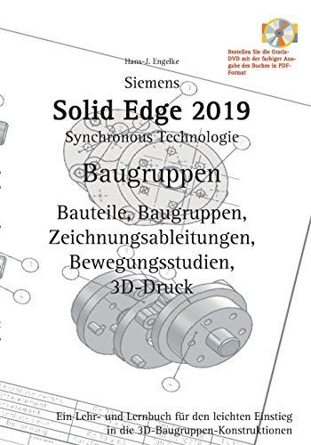 Solid Edge 2019 Baugruppen (Solid Edge Software)