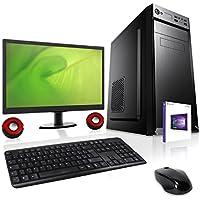 """PC DESKTOP COMPUTER FISSO - MONITOR 20"""""""