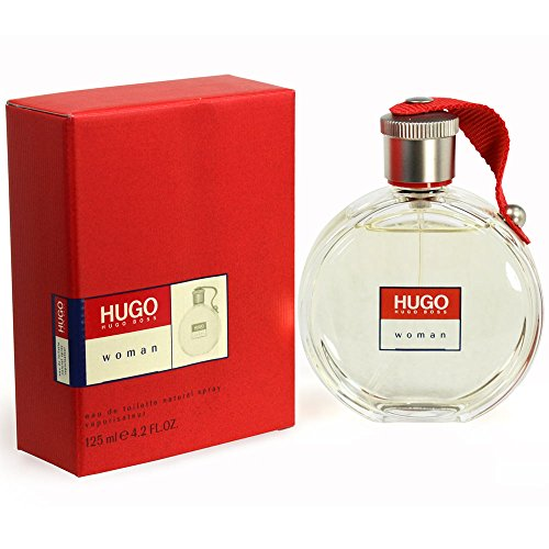 Hugo Boss Hugo Woman Eau de Toilette Spray 125ml -