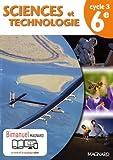 Sciences et technologies 6e cycle 3 - Nouveau programme 2016